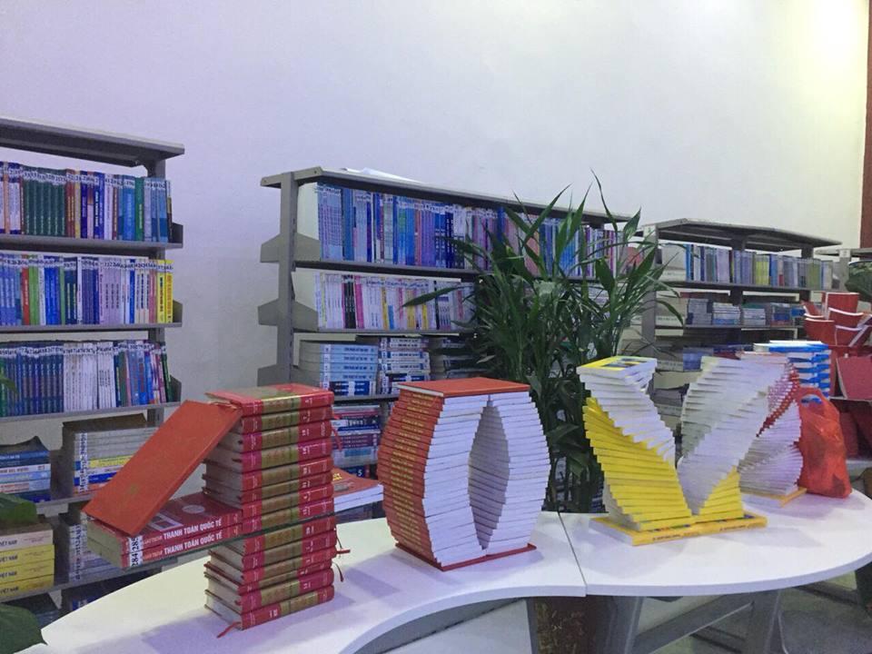 Một số hình ảnh về thư viện